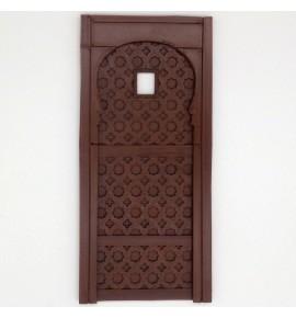 Puerta hebrea con ventanilla Arq-14
