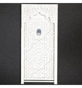 Puerta árabe sin ventanuco Arq-15.MSV